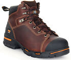 "Men's Timberland PRO ENDURANCE 6"" Work Boot Steel Toe Leather (D,M) Brown 52562"