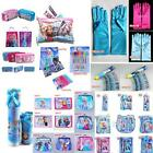 2014 Kid's Frozen Elsa Anna Makeup Bag pen bag pencils Stationery Sets XMAS Gift