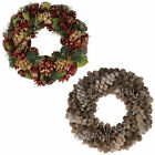 CHRISTMAS WREATH BY STRAITS - 10756 / 10752