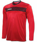 Joma Men's Liga II Long-Sleeve Football Shirt