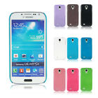 New Candy Color Snap On Hard PC Back Case Cover For Samsung Galaxy SIV S4 i9500