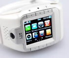 Stylish portable 1.4'' touch screen built-in Bluetooth camera phone watch FO#01