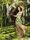 Hudemas Enchanted Forest OR Farewell Needlepoint Canvas Your Choice-40x50 cm (15
