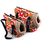 Pet Travel Bag Dog Cat Rabbit Kitten Carrier Cage Tote Soft Comfort +Free pillow
