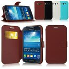 Flip Wallet PU Leather Case Cover Stand for Samsung Galaxy Grand Neo i9060 i9062
