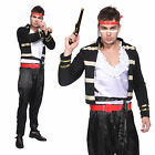 Costume déguisement Homme adam and the ants indien pop star anglais carnval
