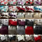 Luxury Duvet Cover with Pillowcase Quilt Cover Bedding Double King SuperKing