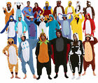 New Unisex Adult Fancy Animal Onesie Kigurumi Cosplay Pajamas Sleepwear Costume