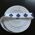 "7/8"" Toronto Maple Leafs Grosgrain Ribbon by the Yard (USA SELLER!) $2.65 USD on eBay"