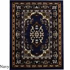 Large Traditional Oriental Area Rug Persian  Style Carpet