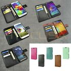 caseen Samsung Galaxy S / Note Luxury Leather Card Wallet Flip Stand Case Cover