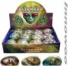 Alien Egg with Twin Baby Babies in Slime Jelly Pocket Money Toys Party Bag Gift