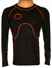 Mens Compression shirt full Sleeve Base layer running tight thermal Wear MS