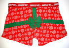 BURTON Boys Mens UNWRAP ME Christmas Present Trunks - S XL BNWT Xmas Gift