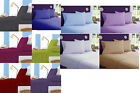 1000TC EGYPTIAN COTTON 4PC SHEET SET  CHOOSE SIZES n COLOR! HOLIDAY OFFER!