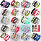 3PCS Large Small Replacement Band Wristband Bracelet for Fitbit Flex (NoTracker)
