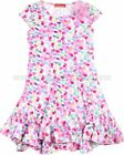 Kate Mack Girls' Up Up and Away Jersey Dress, Size 4, 5, 6, 7, 8, 10, 12, 14, 16