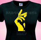 STAX FINGERS RETRO Northern Soul ! jazz Blues MUSIC Ladies Fitted T-SHIRT