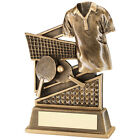 Table Tennis Award - Free Engraving on all Trophies - Resin Table Tennis Trophy
