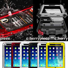 Metal Aluminium Gorrila Glass Water Shock Proof Hard Case Cover for Phone&Tablet