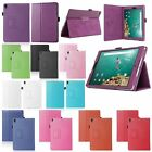 """Newest Slim PU Leather Case Smart Cover Stand for 8.9"""" Google Nexus 9 Tablet"""