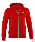FERRARI Sweatshirt Hoody Kinder Sweater - ROT