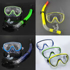 Swimming Swim Gear Scuba Pro Anti-Fog Goggles Mask Dive Diving Glasses Snorkel