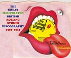 The Great Illustrated British ROLLING STONES Discography, fantastic NEW book!
