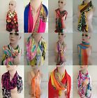 Women's Fashion Accessories Scarves, various colors and styles