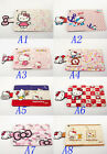 For Apple Ipad Air Ipad Mini1,2,3 New Hello Kitty Printed Pu Leather Ipad Case