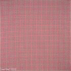 MADE TO MEASURE ROMAN BLIND LAURA ASHLEY   SCARLET RED  GINGHAM