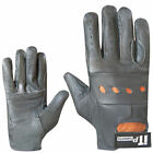 Leather Riding Gloves Soft Wheel Chair Gloves Childrens & Ladies XS to L-XL