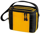 NEW Port Authority 6-PACK BEER SODA ICE COOLER WATERPROOF Lunch BAG BG87