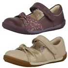 Girls Clarks First Shoes ''Softly Nia''