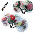 Chinese Fan 3,6,12 Paper Style Folding Assorted Print Party Fancy Dress Decor
