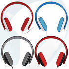 Stereo Foldable 3.5mm Headset Headphone Earphone for iPhone 6 6 Plus 5 5C 5S 4S