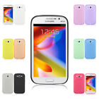 0.3mm Ultra Thin Frosted Clear Case Cover for Samsung Galaxy Grand Duos i9082