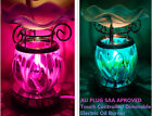 AU PLUG Touch Controlled Dimmable Electric Oil Burner Night lights Fragrant Lamp