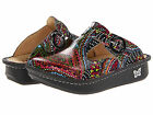 ALEGRIA Womens Donna Pro Slide Work Clogs Shoes Electro Native Leather DON-301