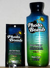 SUPRE TAN PHOTO BOMB DARK BRONZER TANNING LOTION U-PICK 1-3 BOTTLES/PACKETS FAST