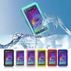 Design Waterproof Shockproof Dirt Proof Case Cover for Samsung Galaxy Note4 Best