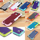 Shockproof Rugged Hybrid Rubber Hard Cover Case For Samsung Galaxy iPhone 6/Plus