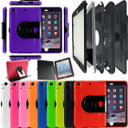 360 Rotate Tough Waterproof Life Shock Proof Smart Case Cover for Ipad Tablets
