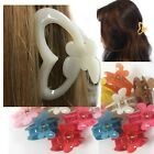 Hair Claw Clip Butterfly Clamps Grip Jaw Updo Styling Hold Clamp Accessory Salon