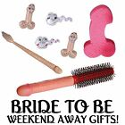Bride to Be Gifts - Hen Night Accessories / Hen Weekend Away Funny Willy Gifts