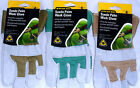 Stanley Suede Palm Work Gloves Gardening DIY Cotton Leather Reinforced BNWT