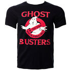 Official Ghostbusters Unisex Who Ya Gonna Call T Shirt - Movie Merchandise