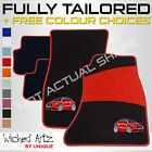 Audi A1 Car Mats / S1 2010 onwards Fully Tailored + CUSTOMISE FOR FREE