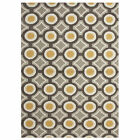 Brio Collection Hand Tufted Geometric Pattern Area Rug