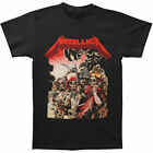 METALLICA T-Shirt Four Horsemen Kill Em All New Authentic Rock Metal Tee S-3XL image